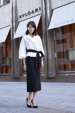 桐谷美玲、47着もの衣装着こなす スーツにドレス、パジャマまで<リベンジgirl>