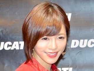 釈由美子、興奮で「メロメロになっちゃいました」