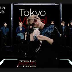 JO1(C)Tokyo Virtual Runway Live by GirlsAward(C)AbemaTV, Inc.