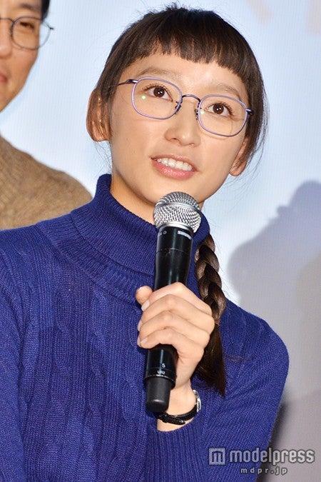 ドラマ「デート~恋とはどんなものかしら~」完成披露試写会に出席した杏【モデルプレス】