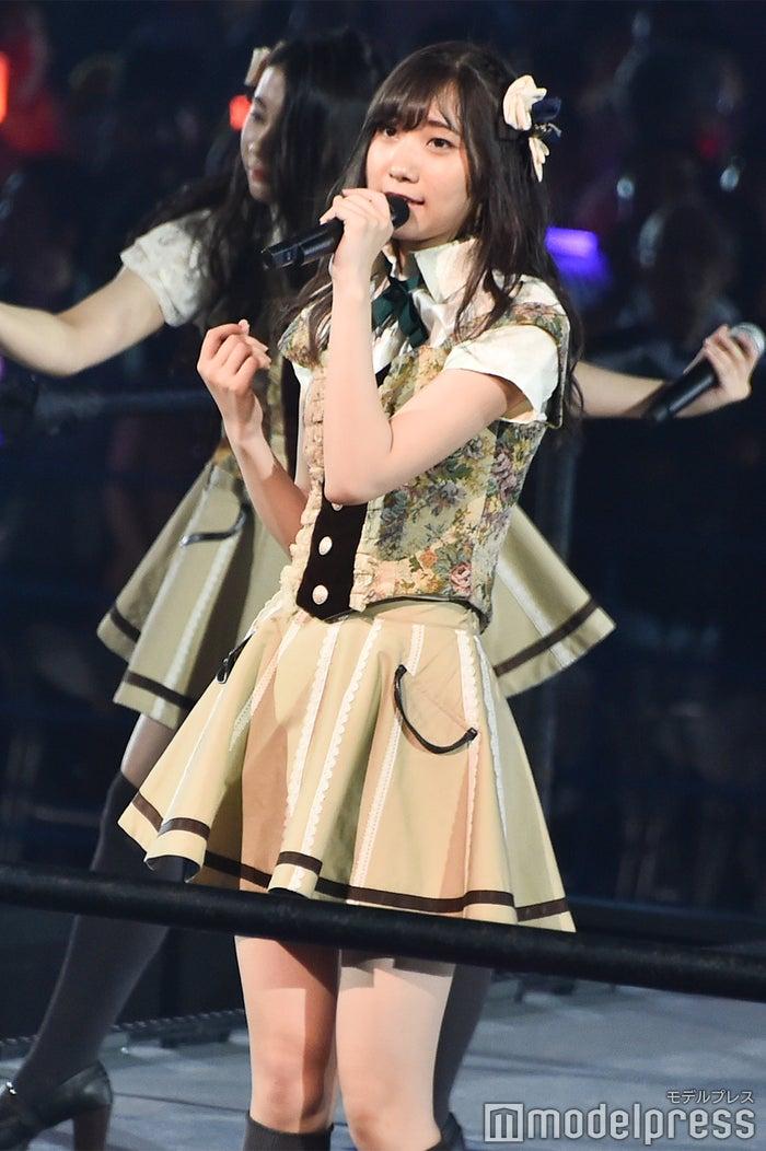 一色嶺奈/「AKB48 53rdシングル 世界選抜総選挙」AKB48グループコンサート(C)モデルプレス