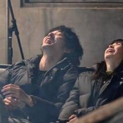 "『24 JAPAN』""美有""桜田ひより&""研矢""上杉柊平が楽しそうに笑う2SHOT公開"