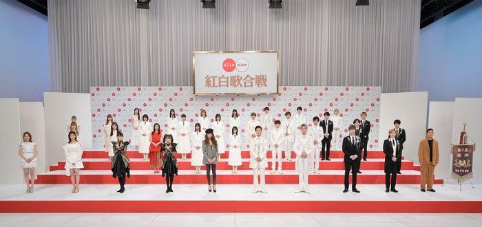 「第71回紅白歌合戦」出場歌手発表記者会見(C)NHK