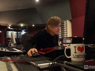 小室哲哉、globe20周年第3弾プロダクト制作を発表 ロンドンの制作風景も公開