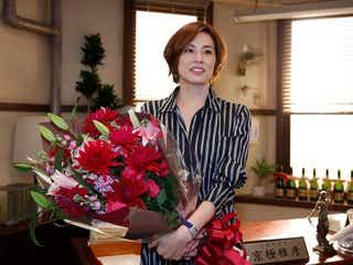 """米倉涼子「リーガルV」クランクアップ """"群れない女""""から一転…新たな挑戦を振り返る"""