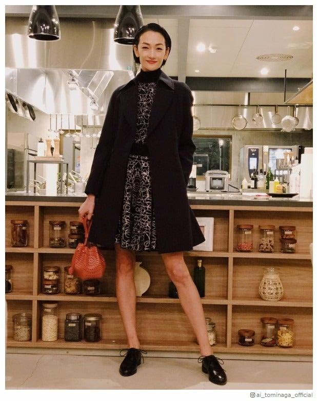 冨永愛「グランメゾン東京」\u201cリンダファッション\u201dを真似したい