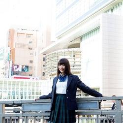 佐藤詩織「週刊ヤングマガジン」第6号より(C)LUCKMAN/ヤングマガジン