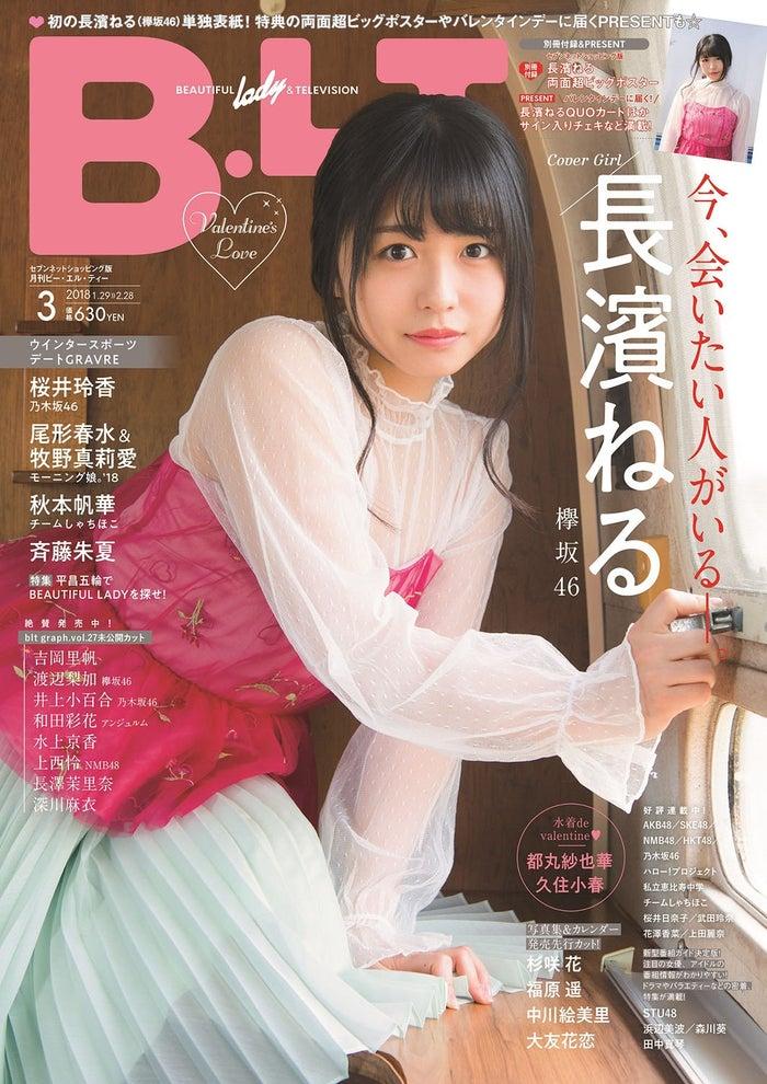 「B.L.T.2018年3月号 セブンネットショッピング版」(東京ニュース通信社刊)
