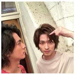 モデルプレス - 「あなたの番です」横浜流星&中尾暢樹の2ショットにファン歓喜「伏線?」考察も広がる