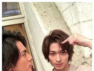 「あなたの番です」横浜流星&中尾暢樹の2ショットにファン歓喜「伏線?」考察も広がる