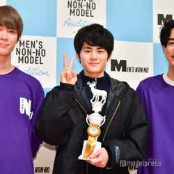 宮沢氷魚、鈴鹿央士、成田凌 (C)モデルプレス