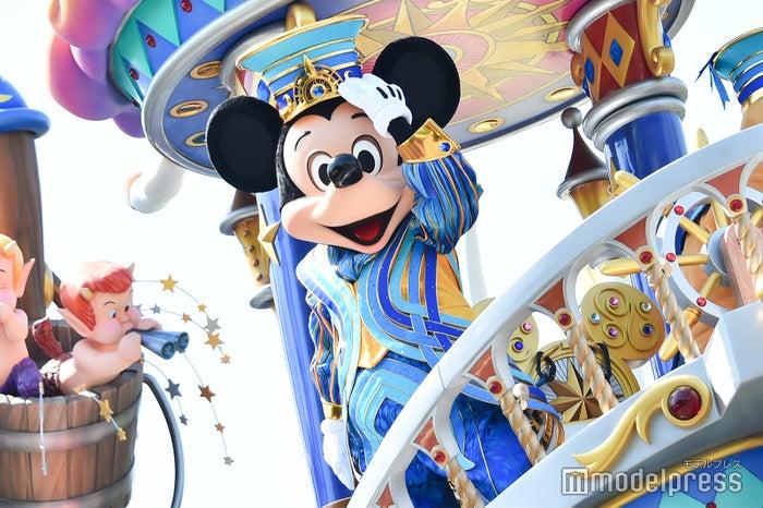 ドリーミング: ディズニー35周年、昼のパレード「ドリーミング・アップ