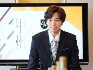 桐山漣、杏に好意を寄せる御曹司役で「偽装不倫」出演
