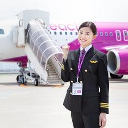 朝比奈彩、初の連ドラ主演で女性副操縦士役 犬飼貴丈・白石隼也らの出演決定<ランウェイ24>