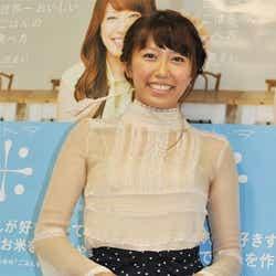 モデルプレス - 里田まい、島田紳助の芸能界引退についてコメント