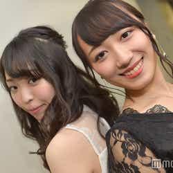 (右)田中みなみさん (C)モデルプレス