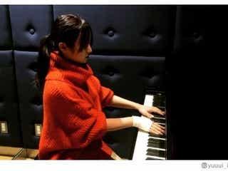 今泉佑唯、ピアノ演奏を披露 意外な特技に驚きの声「知らなかった」「上手すぎる」