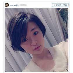 モデルプレス - ドラマ「デスノート」ニア役・優希美青、髪バッサリ気合いの役作り「似合うかな」
