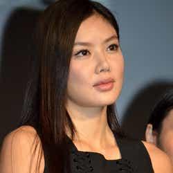 香港の人気女優ゲイリ・ライ