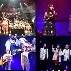 モデルプレス - AKB48紅白対抗歌合戦、全曲生歌生演奏・豪華ゲストとコラボ挑戦でAKB48の本気を見た サイリウムが止まるほどの圧巻ステージ<セットリスト>