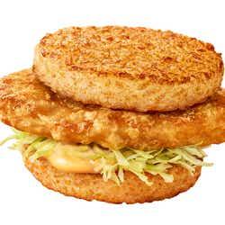 モデルプレス - マクドナルド「チキンタツタ」がごはんバーガーに!新めんたいチーズ味など4種一斉登場