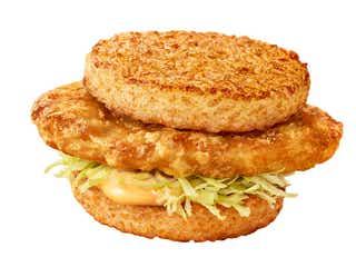 マクドナルド「チキンタツタ」がごはんバーガーに!新めんたいチーズ味など4種一斉登場