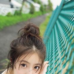 今田美桜、透明感溢れる美貌にドキッ