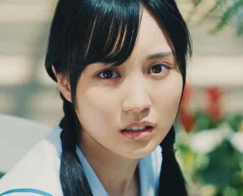 乃木坂46賀喜遥香、ドラマ初単独出演への不安「私で大丈夫かな」プレッシャーも語る