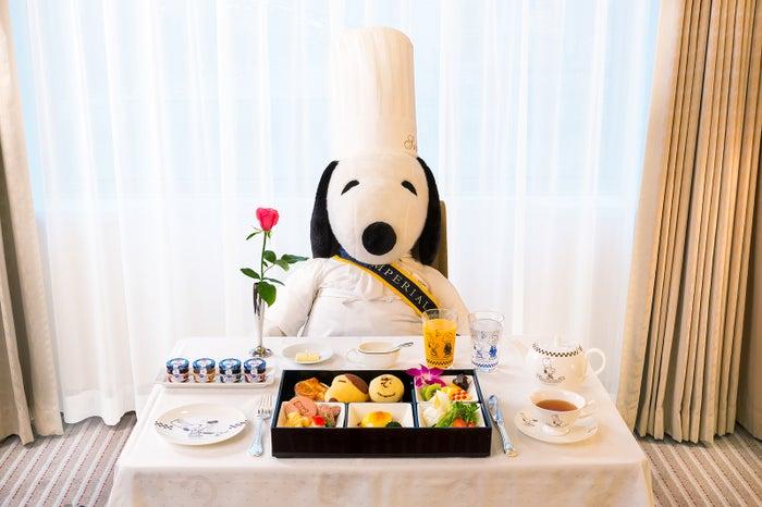 料理長スヌーピー (提供画像)
