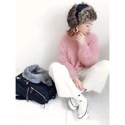 1月はハッピーカラーで気分を上げよう♡ 今すぐ着たくなるピンクコーデ4選
