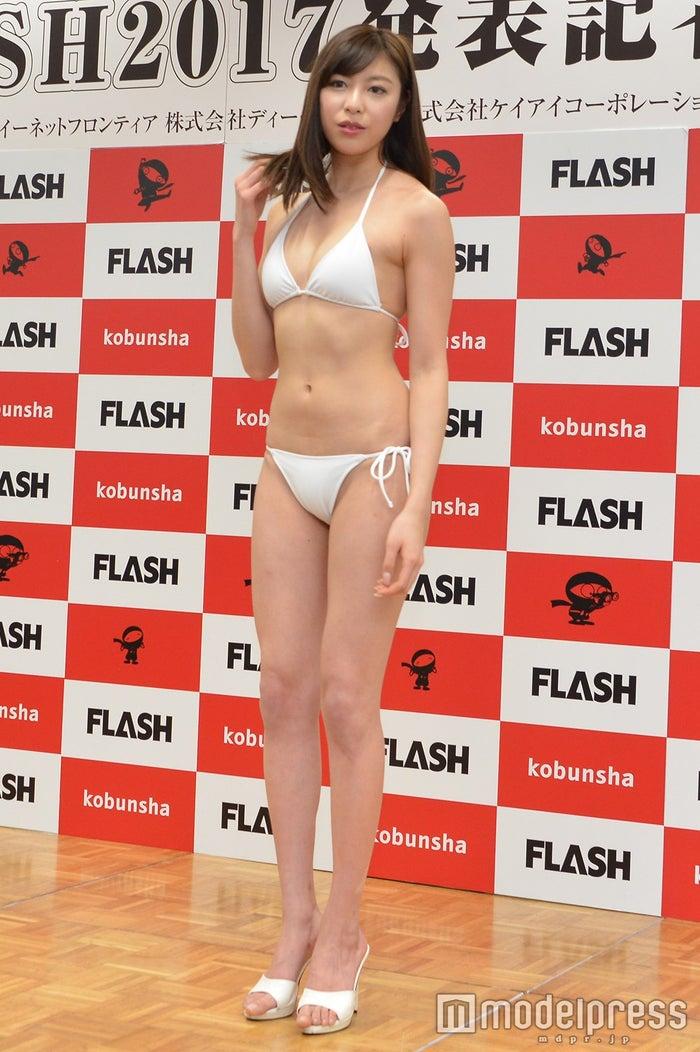 池田ゆり (C)モデルプレス