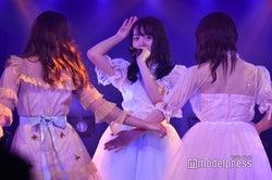 西川怜/AKB48岡部チームA「目撃者」公演(C)モデルプレス