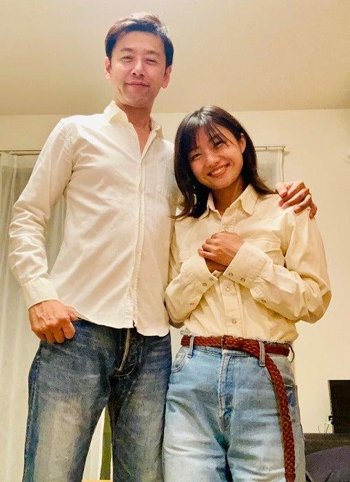 ゆりえ、夫・大浦龍宇との笑顔ショットを公開「今だけ21歳差夫婦です ...