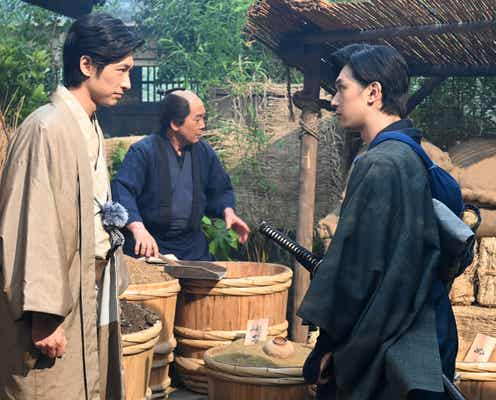 """ディーンフジオカ、""""五代さま""""再演は「見えない力で導かれた」吉沢亮の熱量も実感<「青天を衝け」インタビュー>"""