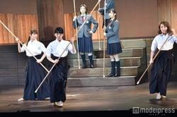 若月佑美、堀未央奈、衛藤美彩(C)モデルプレス