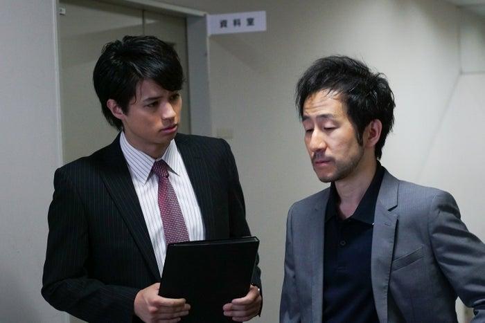 佐伯大地、矢柴俊博/日本テレビ系ドラマ「愛してたって、秘密はある。」より(画像提供:所属事務所)