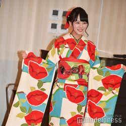 福田朱里/AKB48グループ成人式記念撮影会 (C)モデルプレス