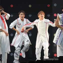KYOTO SAMURAI BOYS(C)モデルプレス