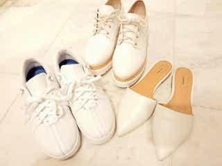 お仕事女子におすすめの「通勤靴&社内靴」を一気見せ!夏のオフィスコーデに合うシューズは?