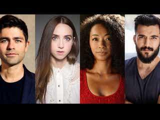 Netflixの新作ミステリードラマに、『アントラージュ』に主演したエイドリアン・グレニアー他3人が出演!