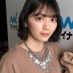 <欅坂46森田ひかるインタビュー>初ランウェイ出演決定でプライベートに変化 ステージ裏での会話明かす