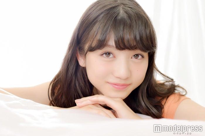モデルプレスのインタビューに応じた東京女子流の新井ひとみ(C)モデルプレス