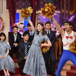 スタジオの様子(C)日本テレビ