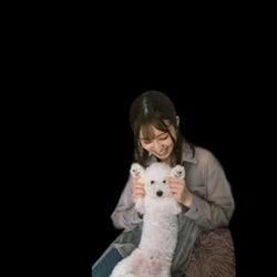 吉川愛、愛犬・セナとの癒し写真に反響!
