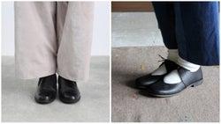 1年を通してずっと愛用できる♡丁寧に作られた上品な革靴特集