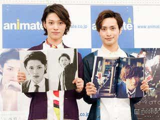 「テニスの王子様」安西慎太郎&矢田悠祐、初の試みに「夢のようで幸せ」「感動した」