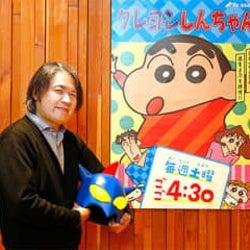 ムトウユージ監督が語る「クレヨンしんちゃん」への作品愛とは?