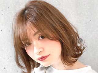 印象が変わるライトブラウンの髪色まとめ。カラーチェンジで透明感たっぷりの女性に