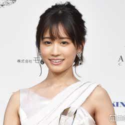 「ベストフォーマリスト」を受賞した前田敦子 (C)モデルプレス