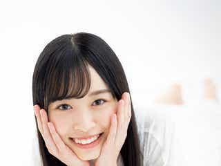 日向坂46高橋未来虹&森本茉莉&山口陽世、フレッシュなワンピース姿披露 「Platinum FLASH」初登場